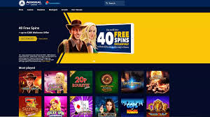 But that hasn't stopped them from having the ability to get their games into a few of the greatest online casinos for usa gamers. Admiral Casino Reviews