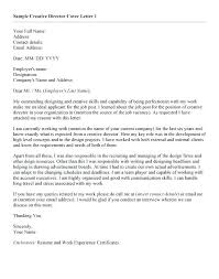 How To Write A Creative Cover Letter Sample Cover Letter Art