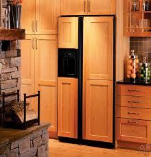 wood panel refrigerator. Modren Refrigerator Images Of Ge Wood Panel Refrigerator And