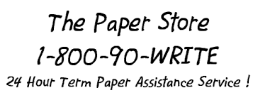 term papers on every subject click for model term papers to   the personalized term paper assistance service