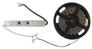 how to power led tape how much tape will my power supply drive