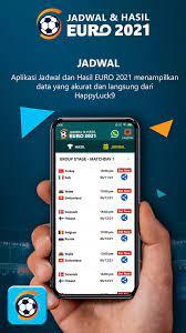 Jadwal & Hasil EURO 2021安卓下载,安卓版APK