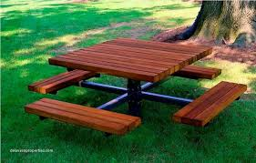 home depot picnic table luxury original round wooden picnic tables home design ideas decorate