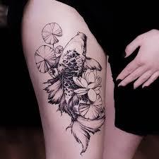 Koi Fish Tattoo Design 40 Coy Fish Tattoo Ideas 2019 Tattoo