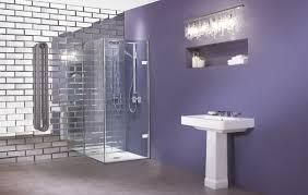 Door Corner Decorations Bathroom Stunning Bathroom Decoration With Futuristic Shower And