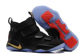 lebron new shoes. new nike solr 11 black and gold lebron james pe basketball shoes