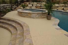 concrete pool diy san go