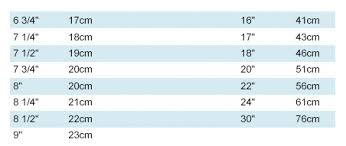 Garnet Hill Kids Size Chart Size Guide Qvcuk Com