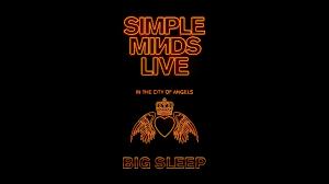 <b>Simple Minds</b> - <b>Big</b> Sleep (Live in the City of Angels) - YouTube