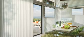 Cover Vertical Blinds Sunroom Ideas Dining Space Ideas This Combination Of Hunter