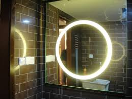 design lighted bathroom mirror exciting