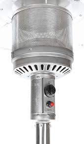 paramount stainless steel full size propane patio heater canada