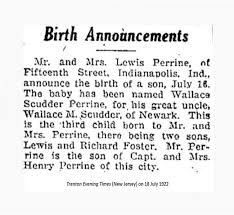 Birth Announcement In Newspaper Atlas Opencertificates Co