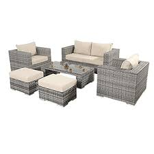 white garden furniture. White Garden Furniture