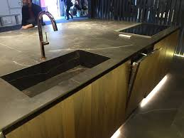 solid black marble countertops elegant for idea 22