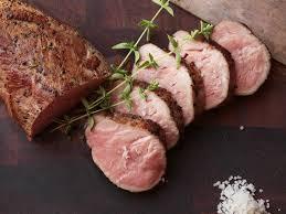 Bone In Pork Loin Roast Cooking Time Chart Sous Vide Pork Tenderloin Recipe