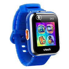 <b>VTech Kidizoom Smart Watch DX2</b> Blue - Smyths Toys