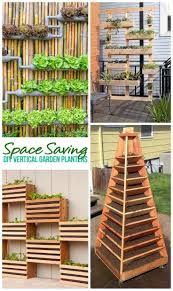 diy gardening projects the best diy space saving vertical garden planters tutorials and how