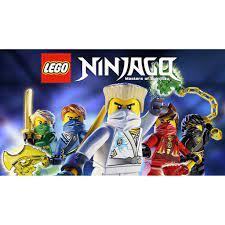 Lego Ninjago -(DVD Copy)(Ongoing Cartoon Series)-