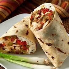 Chipotle Chicken Burritos — Centra