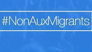 """Résultat de recherche d'images pour """"pas de migrants"""""""