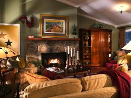 Open Stone Fireplace Living Room Classy Stack Stones Fireplace Mantle With Floating