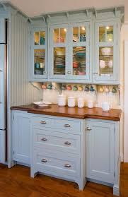 Kitchen China Cabinet Brilliant Design Within 7 ...