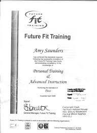 our team urban energy fitness future fit training personal training diploma