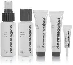 dermalogica normal oily skin kit indian bridal makeup makeup kit for bridal oily skin mugeek vidalondon