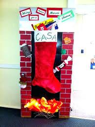 christmas office door. Christmas Office Door Decorating Ideas Glamorous Design For Full Size . D