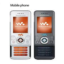 sony ericsson. original sony ericsson w580 w580i walkman mobile phone 2mp bluetooth fm mp3