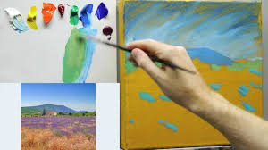 how to paint like monet lessons on impressionist landscape painting techniques part 1 you