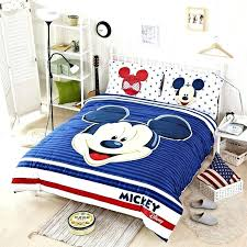mickey mouse bedding set bed bedroom decorating ideas