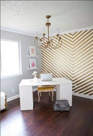gold striped walls wall decal stripes