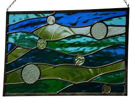 stained glass panels suitable combine stained glass panel lamp patterns suitable combine stained glass