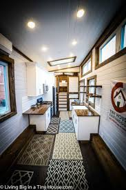 tiny house tours. This 40ft Tiny House Is A Mansion On Wheels | Living Big In Tours S