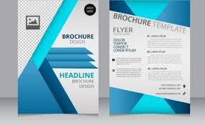 Free Download Brochure Download Brochure Cover Design Templates Modern Free Vectors