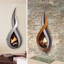Fireplaces are primarily decorative now, and Arkiane has some of the  prettiest.