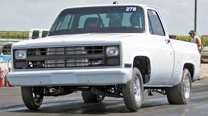 TURBO Chevy C10 - 9 Second Truck! - YouTube