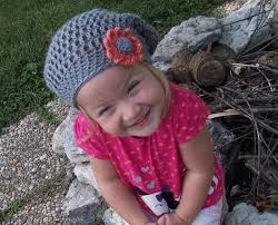 Free Crochet Hat Patterns For Toddlers Classy Slouchy Hat For Children Stitch48
