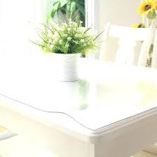 clear table cover clear dining table protector clear dining room table covers clear plastic table cover