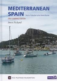 Bluewater Books Charts Mediterranean Spain Gibraltar To