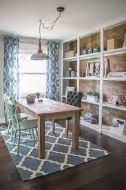 home office makeover pinterest. One Room At A Time The Home Office Hello Happiness With Dining Desk Plans 6 Makeover Pinterest