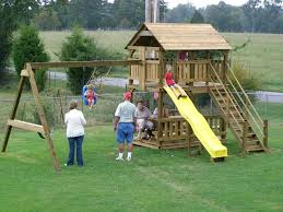 swing set kits and plans swing set kits new playhouse swing set plans plans free playhouse