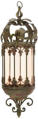 クラウンロイヤル吊りペンダントランタン 角灯 彫像彫刻 design toscano crown royale hanging pendant lantern 輸入品