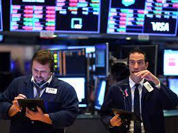 Financials, energy stocks lead Dow ...