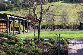 country gardens. Healdsburg Country Gardens: Cottage Garden, March Gardens O