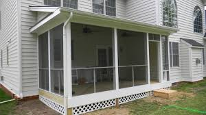 Stunning Screen Porch Ideas For Screen Out Pesty Insect For Enclosed Porch  Designs