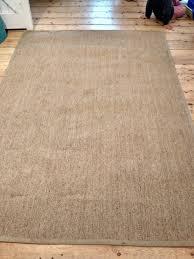 ikea edgeby large sisal rug in easton bristol gumtree small bathroom remodels remodel house