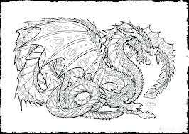 free printable dragon coloring pages for adults. Contemporary Adults Cool Dragon Coloring Pages Cute Free Printable Of Dragons Sea For Adults  Pdf  In Free Printable Dragon Coloring Pages For Adults G